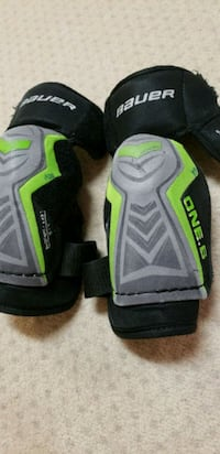 Elbow Pads- BAUER ONE.6 youth large  Calgary, T2W 0E7