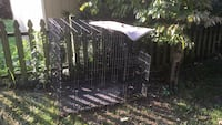 XXL dog Cage  price is firm Fairfax, 22030