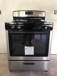 30-Inch Gas Range With Easy Touch Electronic Controls Santa Clarita, 91350