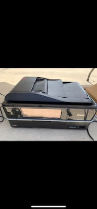 Epson color printer with fax, works great just needs ink.  Oklahoma City, 73170