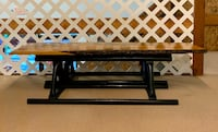 Handmade Bench Table BRAND NEW