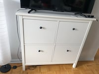 Ikea Shoes cabinet - almost new Toronto, M4R 1V2