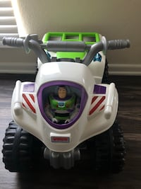 Fisher price toy story 4 wheeler  Austin, 78717