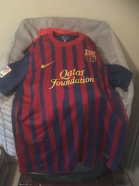 Barcelona authentic jersey shirt