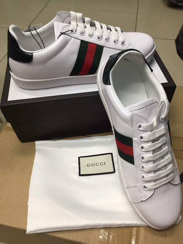 937dd59f3da25 Used Gucci Sneakers SALE for sale in Manila - letgo