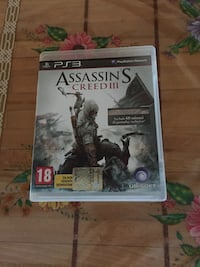 Gioco ps3 assassin's creed 3 Milano, 20122