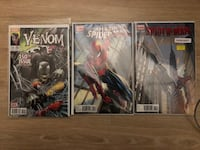 Various Spider-Man Comics Vancouver, V6G