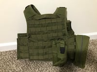 Plate Carrier Falling Waters, 25419