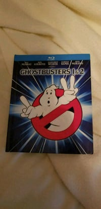 Ghostbusters 1 and 2 4k bluray  Tamaqua, 18252