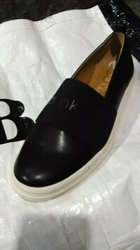 black leather shoe size 9