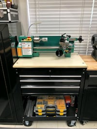 Grizzly miniature lathe Albany