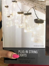 Mason Jar String Fairy Lights Brampton, L6T 2W8