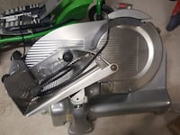 "12"" Meat slicer Whitchurch-Stouffville, L4A 0S9"