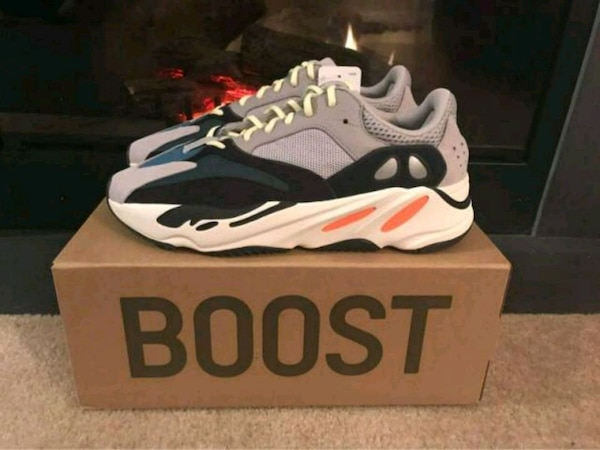 huge selection of c89cd a5023 Adidas yeezy boost 700 wave runner grey