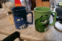M&M's Coffee Mugs Welland, L3B 2C7