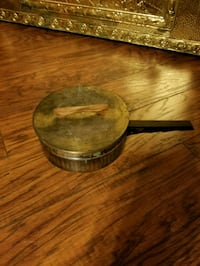 Vintage Brass Copper Pot Tomball, 77377