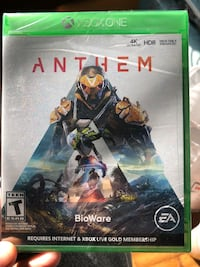 Anthem Xbox One Woodbridge, 22192