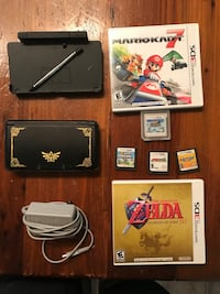 Nintendo 3DS and 24 games Cumming, 30040