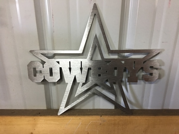 Used Gray Dallas Cowboys Home Decor For Sale In Colorado