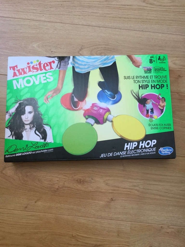 Twister Moves Hip Hop box