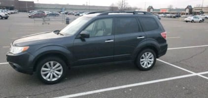 2011 Subaru Forester 2.5X Touring AT
