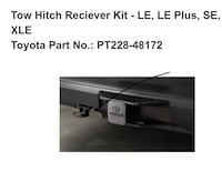 Toyota  Tow Hitch Reciever Kit-part # PT228-48172 Accokeek, 20607