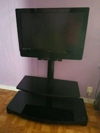 Vizio tv 32 pulgadas con stand de vidrio Houston, 77041