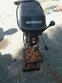 Master raft drill press  Pickering, L1W 2Y4
