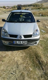 2004 Renault Clio AUTHENTIQUE 1.5 DCI Ankara