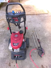 red and black pressure washer Norfolk, 23503