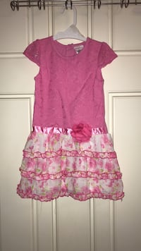 Size 4 Little girl's dress Pearl City, 96782