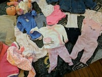 Babygirl newborn clothes