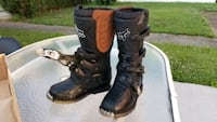 Fox youth motorcycle boots (4k) Baltimore, 21215