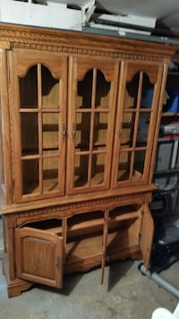 DINING ROOM HUTCH (52 Across By 76 Down) CLIFTON
