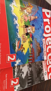 İngilizce Project 2 Student book And Workbook