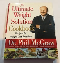 The ultimate weight solution cookbook by dr. phil mcgraw Toronto, M6H 3S4