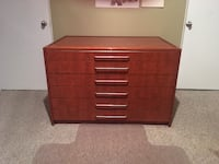 Easel & Poster Drawing Cabinet VICTORIA