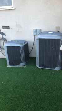 two black and white air cooler Monrovia, 91016
