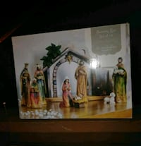 New Nativity Set,  Was $100 Chillicothe, 45601