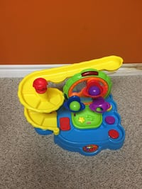 Toddler's multicolored Fisher Price track play set Milton, L9T 6X4