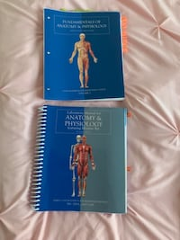 Anatomy and Physiology Text book MDC Cutler Bay, 33190