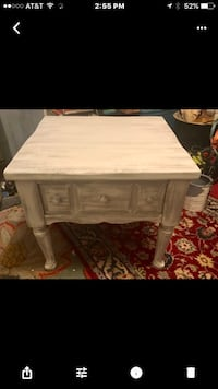 Sturdy solid wood table Boston, 02130