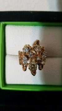 3carat wedding set Milton
