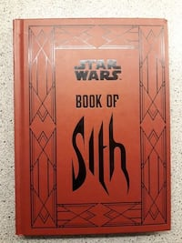 Star Wars Book of Sith bok