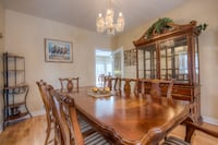 Solid Wood 11pc Dining Set Guelph, N1C 1B8