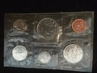 six silver-colored coins Calgary, T2E 0J8