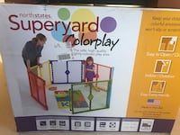 Kids Gated Play Yard Beaumont, 92223