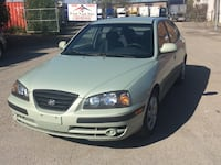 2005 HYUNDAI ELANTRA HATCH BACK