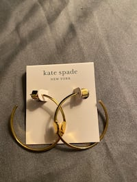 Authentic Kate Spade earring Toronto, M3A 2G4