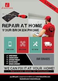 Repair your Phone at Home Dearborn Heights